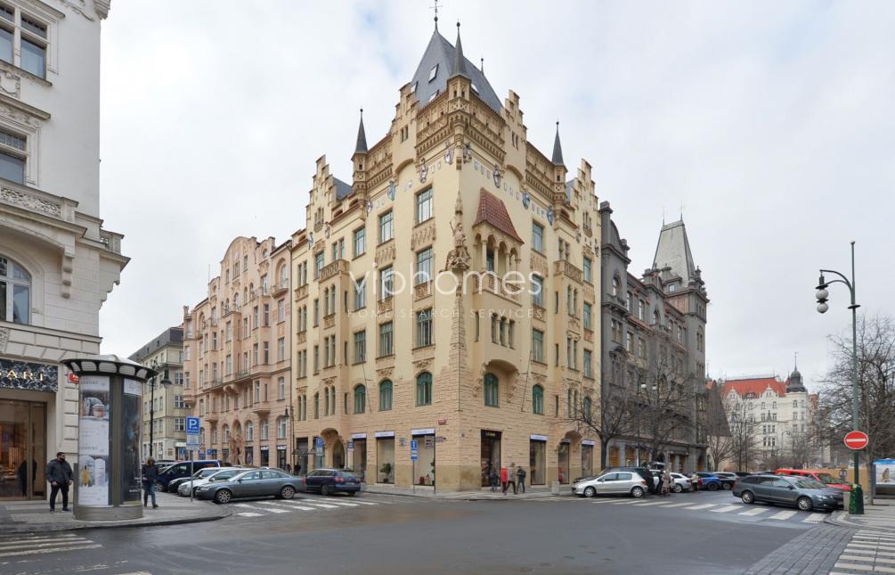 APARTMENT FOR RENT, street Pařížská, Praha 1 - Staré Město